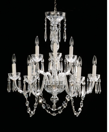 Waterford Lismore 9 Arm Chandelier