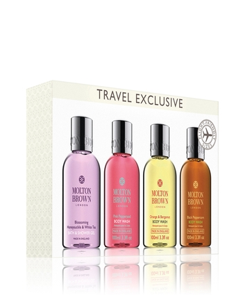 Molton Brown Bestsellers Body Wash Gift Set