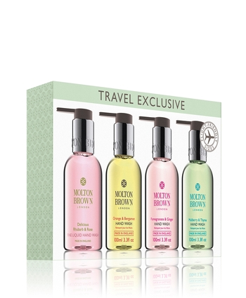 Molton Brown Bestsellers Hand Wash Gift Set TREX