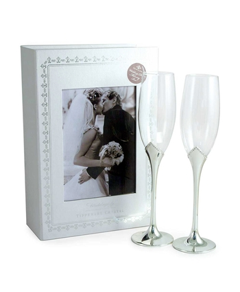 Wedding Flute (Pair) & Memory Box