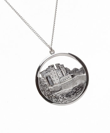 Bunratty CASTLE Pendant