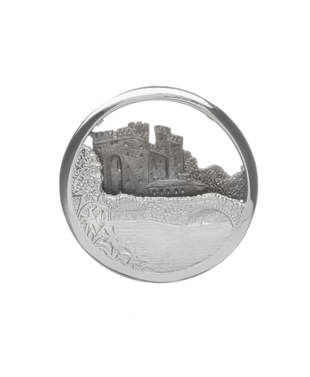 Bunratty CASTLE BROOCH