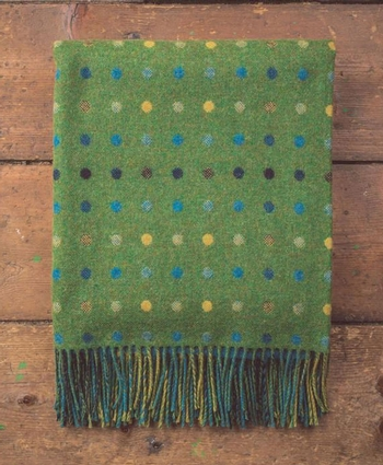 Foxford LEAF MULTI SPOT THROW