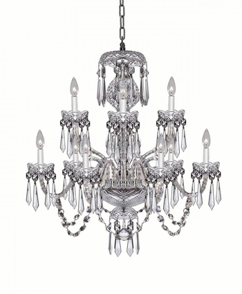 Cranmore 9Arm Chandelier