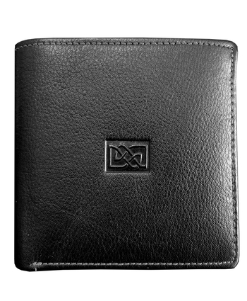 BLK CELTIC KNOT WALLET