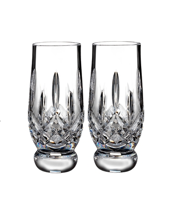Lismore Tasting Footed Tumbler (Pair)