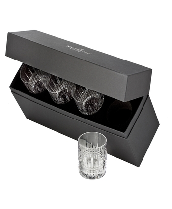Lismore Diamond Straight Tumbler Set (of 4)