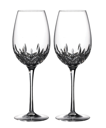 Lismore Essence Red Wine/Goblet Pair 26.3cm