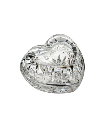 Waterford Crystal Trinket Heart Box