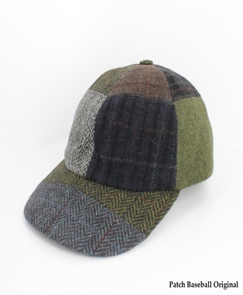 Mucros Baseball Cap Patch