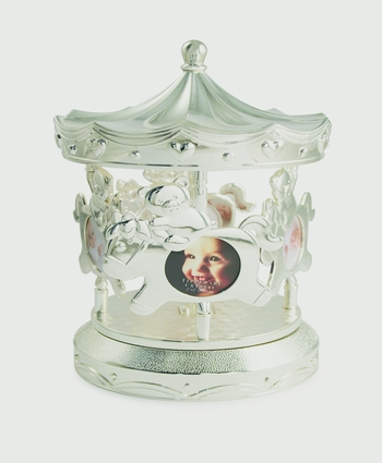 Tipperary Silver Baby Merry Go Round (NEW 2016)