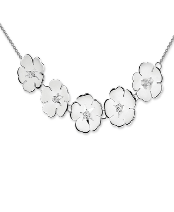 Newbridge N505 Waterlily Necklace