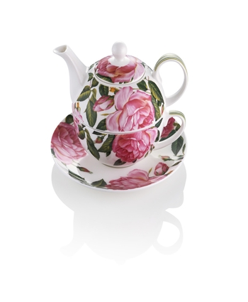 Newbridge M176 Rose Tea for One