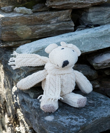Cable Stitch Teddy