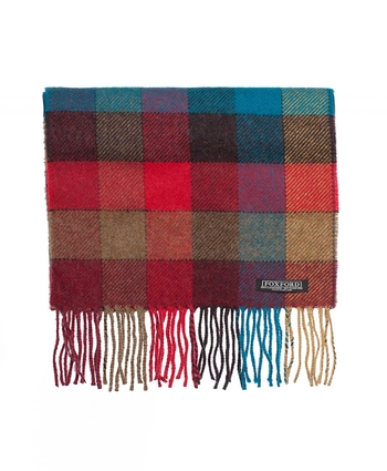6 COLOUR HERITAGE SCARF